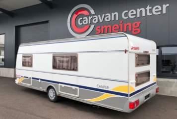 Caravan Dethleffs Detlef in Wandlitz huren van particulier