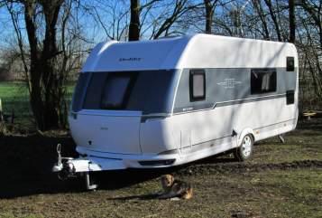 Caravan Hobby Henriette in Wanderup huren van particulier