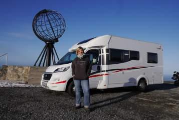Halfintegraal Sunlight Fidel in Bochum huren van particulier