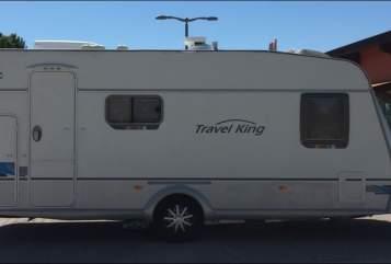 Caravan TEC Travelking in München huren van particulier