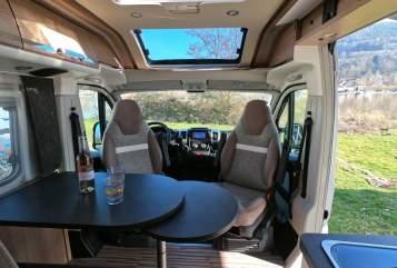 Buscamper Malibu Charming GT in Gelnhausen huren van particulier