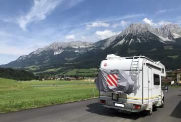 Alkoof Fiat A535 active in Gießen huren van particulier
