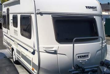 Caravan Fendt Fendti in Bergheim huren van particulier
