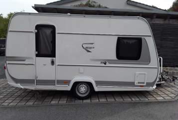 Caravan Fendt Bianco in Ebelsbach huren van particulier
