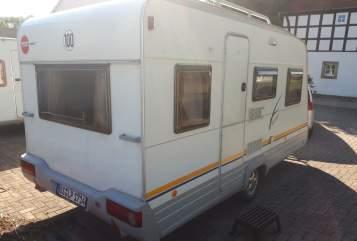 Caravan Brüstner  Huby-WoWa 2 in Osnabrück huren van particulier