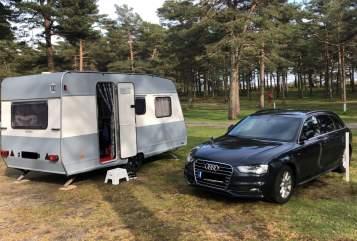 Caravan Bürstner SweetHome in Hannover huren van particulier