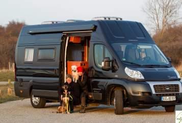 Buscamper Fiat Dexter 2 in Niederkrüchten huren van particulier