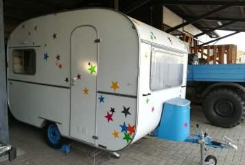 Caravan Knaus Sternchen in Moringen huren van particulier