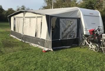 Caravan Dethleffs Familycamper in Weyhe huren van particulier