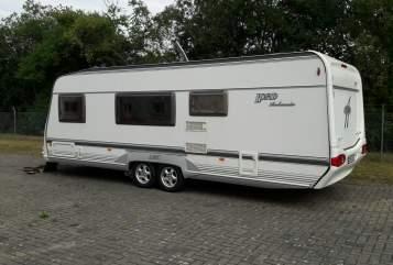 Caravan LMC LMC Caravan 660 P in Bad Sooden-Allendorf huren van particulier