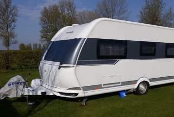 Caravan Hobby Hobby 540 Ufe in Nidderau huren van particulier