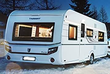 """Caravan TABBERT """"Nessi""""  in Bad Vilbel huren van particulier"""