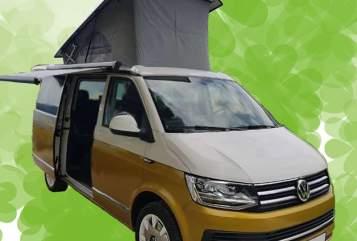 "Kampeerbus VW ""Max"" in Bad Vilbel huren van particulier"