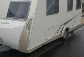 Caravan Rimor  Rimo in Weilerswist huren van particulier