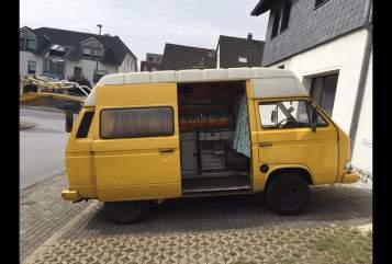 Kampeerbus VW BUS  VW-BUS in Langenfeld huren van particulier