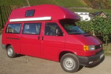 Kampeerbus VW Calu in Bad Neuenahr-Ahrweiler huren van particulier