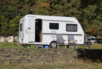 Caravan Weinsberg Wowi on Tour in Pattensen huren van particulier