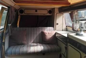 Kampeerbus VW Iness in Asperen huren van particulier