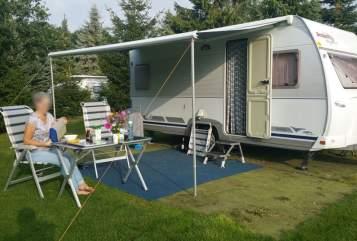 Caravan DETHLEFFS   BEDUIN Dethleffs in Maasland huren van particulier