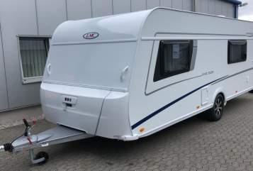 Caravan LMC Lord Vivo in Hellertshausen huren van particulier