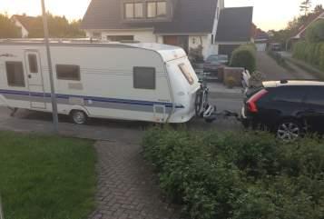 Caravan Hobby  Ostsee-Traum in Lübeck huren van particulier