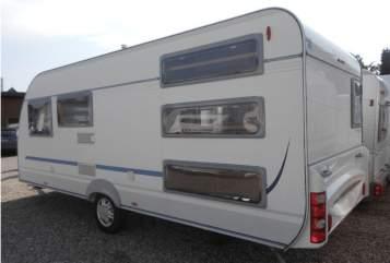 Caravan Adria  3Kids in Kandel huren van particulier