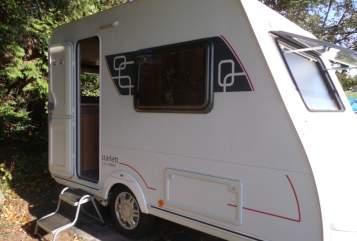 Caravan Sterckeman Knuddelmobil in Langenfeld huren van particulier