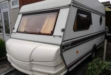 Caravan HOBBY Jovanny in Didam huren van particulier