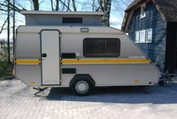 Caravan Kip Kip Kompakt in Dronten huren van particulier