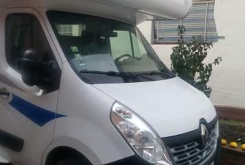 Alkoof Renault Unser Bester in Ottersheim bei Landau huren van particulier