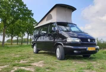 Kampeerbus Volkswagen T4 Free Style in Cuijk huren van particulier