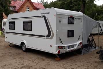 Caravan Knaus Weinsberg in Karlskron huren van particulier