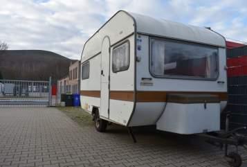 Caravan Wilk  Wilk Safari 390 in Gladbeck huren van particulier