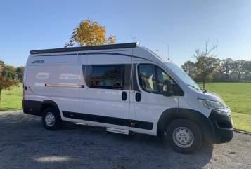 Buscamper Pössl Rent a Pössl in Herzebrock-Clarholz huren van particulier
