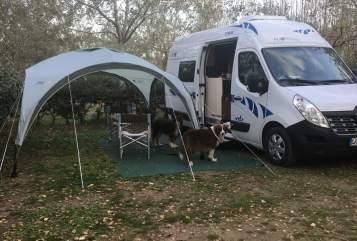 Buscamper AhornRenault Master Greenvan in Todtnau huren van particulier
