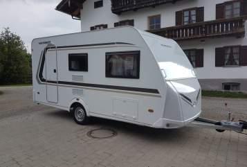 Caravan Weinsberg Benito in Sauerlach huren van particulier