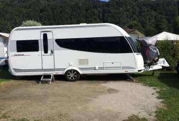 Caravan Hobby Kleiner Muck in Rheinberg huren van particulier