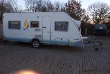 Caravan Eifelland Huby-WoWa3Klima in Osnabrück huren van particulier
