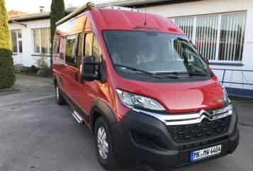 Buscamper Pössl MiWi 4404 in Kreis Iserlohn huren van particulier
