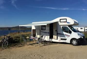 Alkoof Ahorn Camp 683 ECO mit Klima Domino neu in Klipphausen huren van particulier