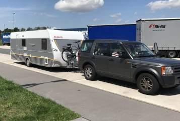 Caravan Dethleffs Schneckenhaus in Münster huren van particulier