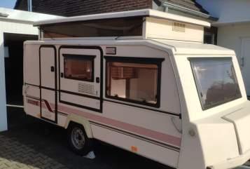Caravan Esterel Hubbi in Kamp-Lintfort huren van particulier