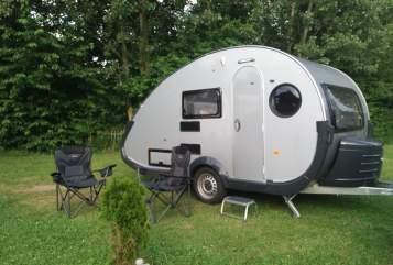 Caravan Knaus Wohnwagenei in Hennef huren van particulier