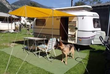 Caravan Hymer Eriba Der TROLL in Landshut huren van particulier
