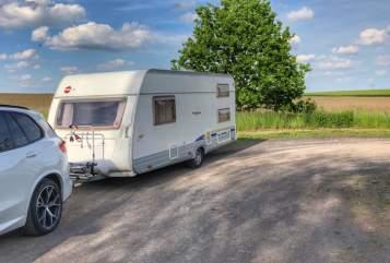 Caravan Bürstner Familytime in Frohburg huren van particulier