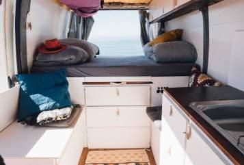 Buscamper Citroen Sunday the Van in Gilgenberg am Weilhart huren van particulier
