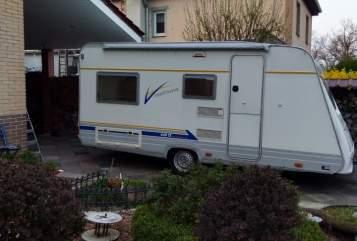 Caravan Bürstner Elena in Berlin huren van particulier