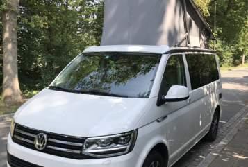 Kampeerbus Volkswagen Cali OCEAN in Nürnberg huren van particulier