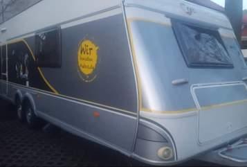 Caravan TEC Caravan  Peanutsmobil in Berlin huren van particulier