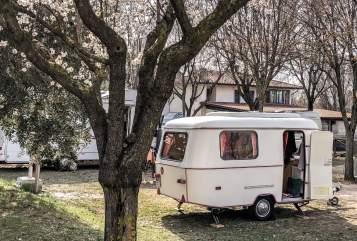 Caravan Eriba Wohni in Sasbach huren van particulier